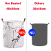 Large Foldable Laundry Basket Collapsible Laundry Hamper