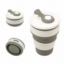 Coffee Mugs Travel Collapsible Silicone Cup