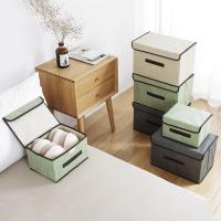 What is a storage bin and storage box?