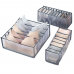 Custom Underwear Organizer Storage Box Divider Drawer Closet Storage Box